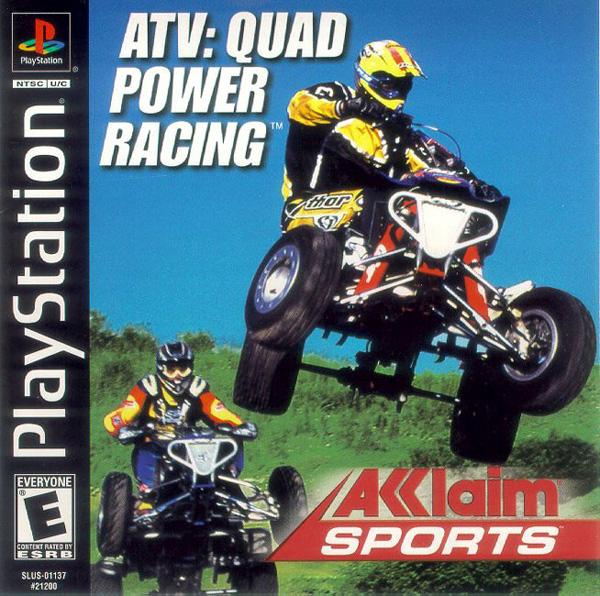 Quad Racing Logo Atv Quad Power Racing u
